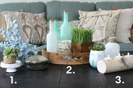 Coffee Table For Small Living Room Coffee Table Decorating Ideas To Match Every Style Ashley Homestore