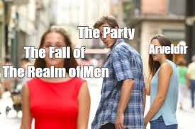 meme maker lotr party