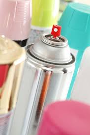 How To Spray Paint Rubber How To Spray Paint Like A Pro Apartment Therapy