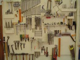 tool walls well organized and clean shop is important tool