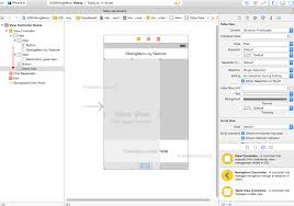 Expandable Tableview Ios Sliding Menu In Xamarin Ios Using Gesturerecognizer Catransition