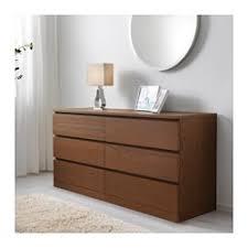 Malm Ikea Nightstand Malm 6 Drawer Dresser White Ikea