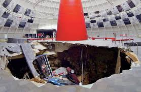 corvette museum collapse a look at the national corvette museum sinkhole disaster
