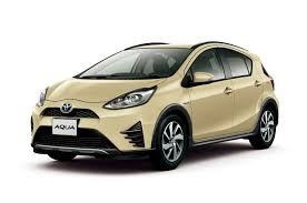 toyota japan toyota introduces mildly tougher prius c variant for japan