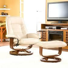 opulence home perth bonded leather swivel glider recliner swivel