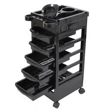 buy beauty salon trolley black online at low prices in india