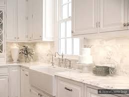 subway tile kitchen backsplashes carrara marble subway tile kitchen backsplash best marble tile