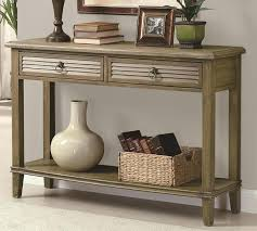 Oak Console Table With Drawers Oak Console Table With Storage Baskets Uk Claremont 3 Drawer Image
