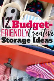 Narrowed I Shaped Kitchen 12 Budget Friendly U0026 Creative Storage Ideas Busy Budgeter