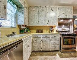 white crackle paint cabinets crackle painted kitchen cabinets hooked on houses