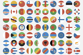 Flag Emoticons Get Globalized With 12 Sets Of Flag Icons From All Over The World