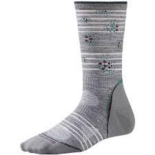 smartwool ultra light cushion socks smartwool women s phd outdoor ultra light pattern crew socks wool