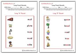 displaying items by tag long vowels worksheets aussie childcare