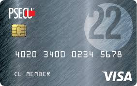 psecu visa credit card