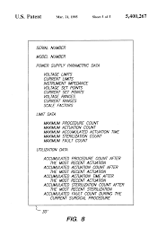 patent us5400267 local in device memory feature for electrically