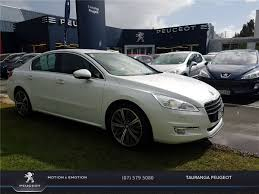 peugeot executive car used cars tauranga peugeot