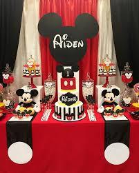 25 mickey mouse desserts ideas mini