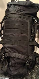 Rugged Backpacks Armslist For Sale Nos Black 50 L Tac Backpacks By Rugged Exposure