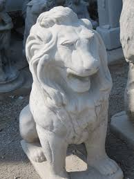 Outdoor Lion Statue by Concrete Statues Gallery And Catalog