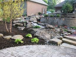 backyard escapes b t klein s landscaping solution center before after