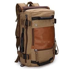best traveling backpack images Best ibagbar canvas backpack for travel hiking rucksack jpg