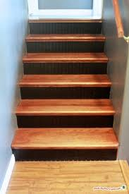 Laminate Flooring For Stairs Installing Stair Tread Caps Made By Marzipan