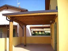 preventivo tettoia in legno costo pergolato in legno lamellare profilati alluminio