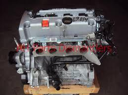 k24z7 sell 12 honda civic si engine motor longblock 2000 6 month