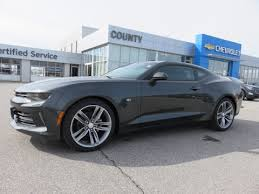 grey camaro 2017 camaro coupe lt nightfall grey metallic