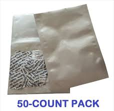 where to buy mylar bags 1 gallon 7 mil standard mylar bag plus 300 cc oxygen absorbers 50