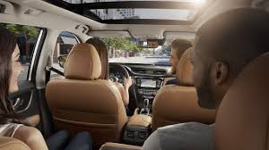 nissan rogue midnight edition interior 2018 nissan rogue crossover features nissan usa