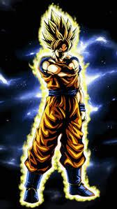 everlasting legend super saiyan goku dragon ball dokkan battle