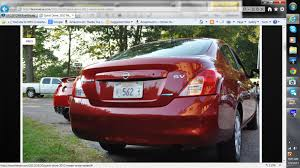 nissan altima 2013 trunk wont open nissan versa i bought a used 2009 nissan versa the problem