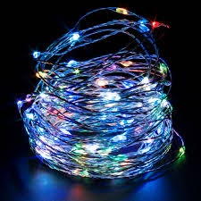 rgb led string light 32ft