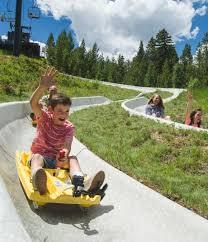 alpine slide family friendly resort activities winter park