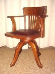 fauteuil de bureau en bois pivotant fauteuil de bureau en bois pivotant myqto com