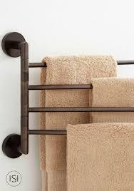 bathroom towel designs best 25 bathroom towel bars ideas on hanging bath