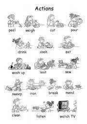 food and drinks english vocabulary printable worksheets การ