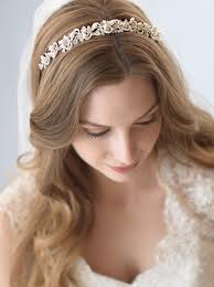 bridal headband bridal headband hairstyles trend hairstyle and haircut ideas