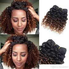 which hair is better for sew in bob human hair extensions brazilian virgin hair kinky curly weave 6