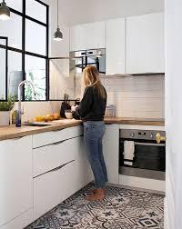 d馗oration cuisine blanche cuisine blanche 22 idées tendances 2018 pour votre cuisine