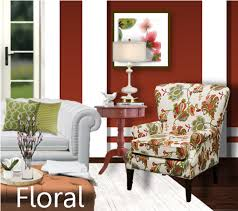 Floral Interiors Patterns U2014 Michael Helwig Interiors