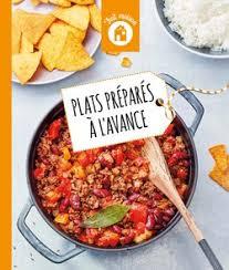 livre de cuisine fait maison fait maison plats préparés à l avance livre