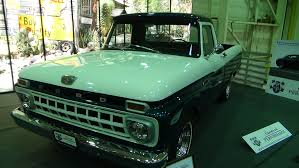 1965 ford f100 twin i beam essen motor show 2015 youtube