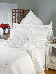 snow white luxury bedding italian bed linens schweitzer linen