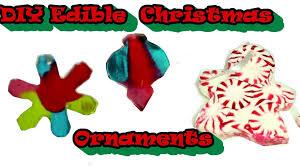 diy edible ornaments peppermint jolly rancher