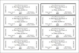 ticket template concert ticket clipart clipart kid concert ticket