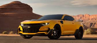 evolution of the chevy camaro transformers the last bumblebee is based on 2016 chevrolet