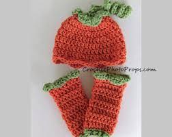 Halloween Baby Costumes 0 3 Months Baby Pumpkin Costume Etsy