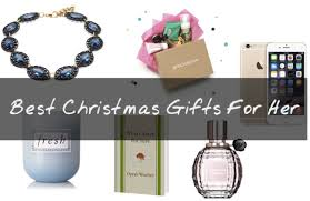 best christmas gifts for wife gift ideas